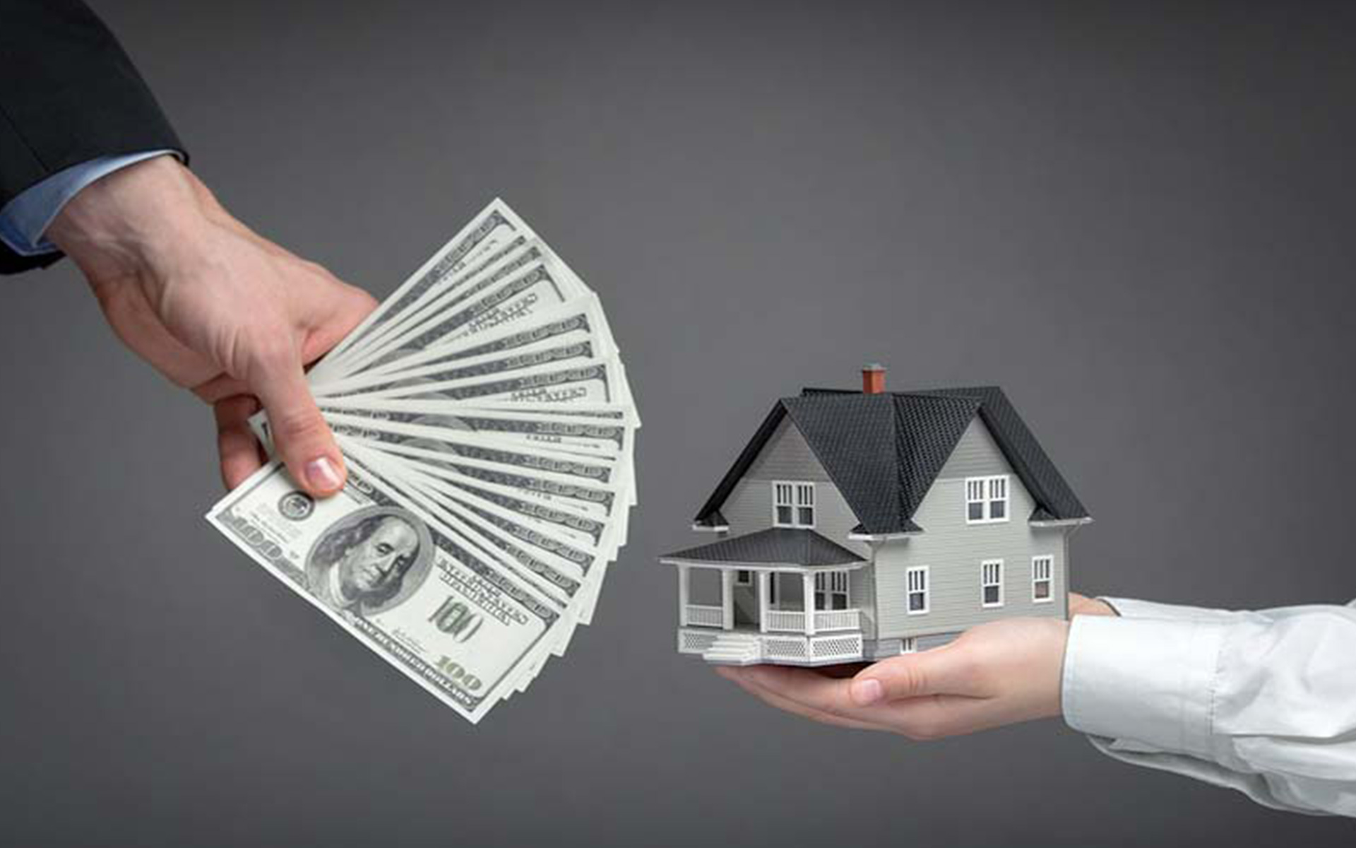 займ под залог недвижимости это ипотека